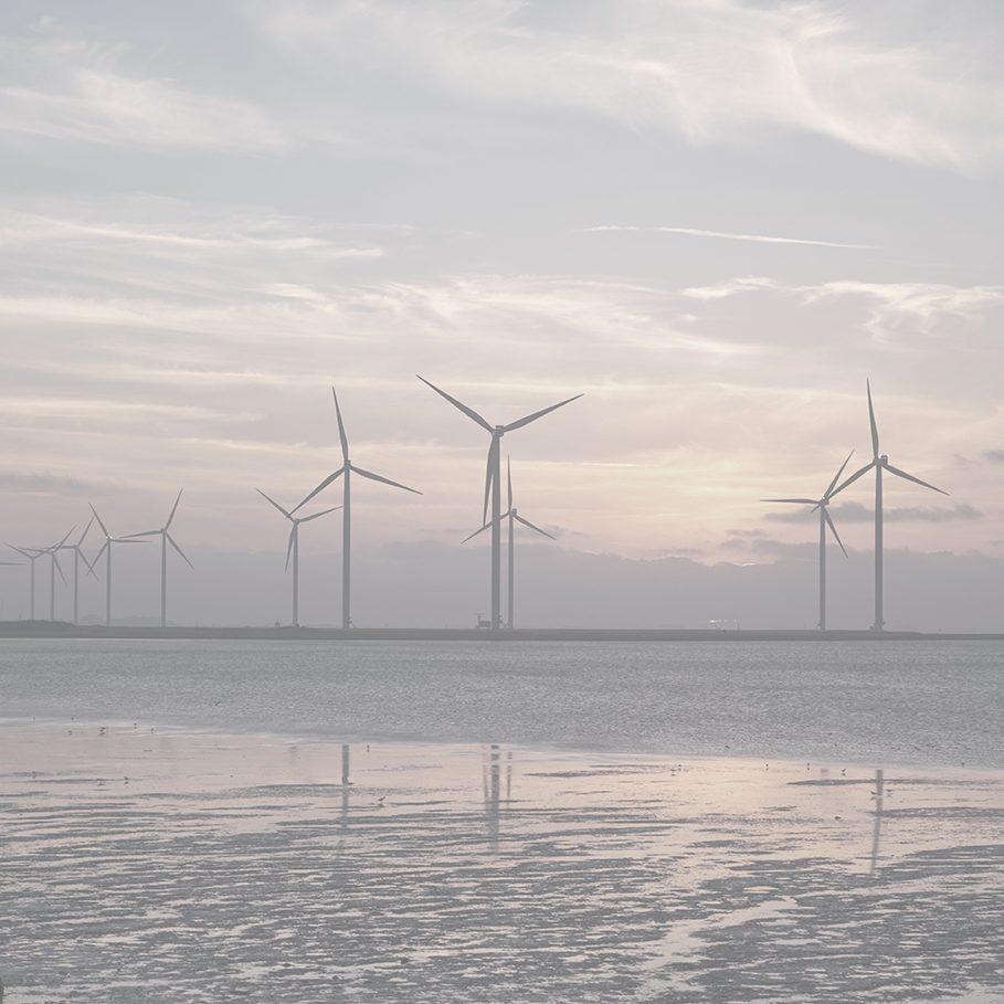 Energía Renovable Eólica Offshore